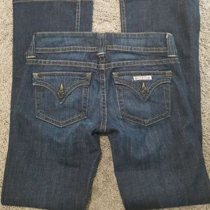 Dark Hudson denim Bootcut Jeans 26